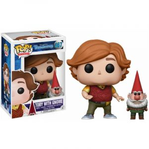Funko Pop! Trollhunters Toby with gnome
