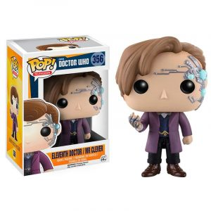 Funko Pop! Undécimo Doctor / Mr Clever  (Doctor Who)