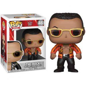Funko Pop! WWE The Rock Old School