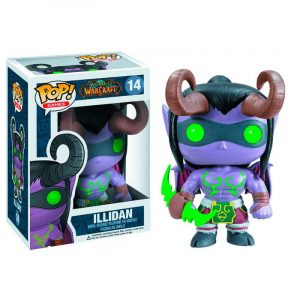 Funko Pop! World of Warcraft Illidan