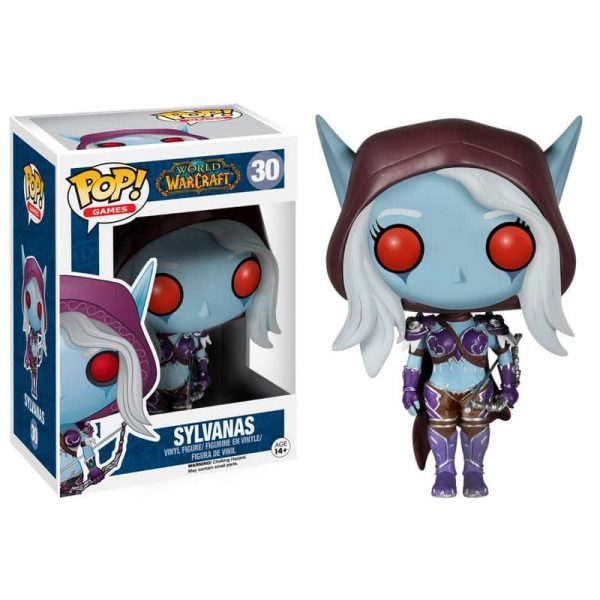 Figura POP! World of Warcraft Lady Sylvanas