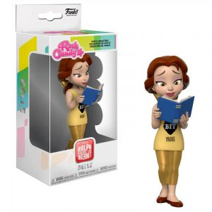 Figura Rock Candy Disney Comfy Princesses Bella
