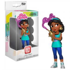 Figura Rock Candy Disney Comfy Princesses Jasmine