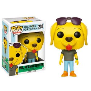 Funko Pop! Bojack Horseman Mr. Peanutbutter