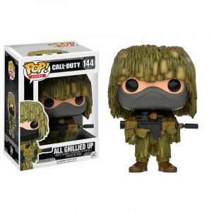 Funko Pop! All Ghillied Up [Call of Duty]