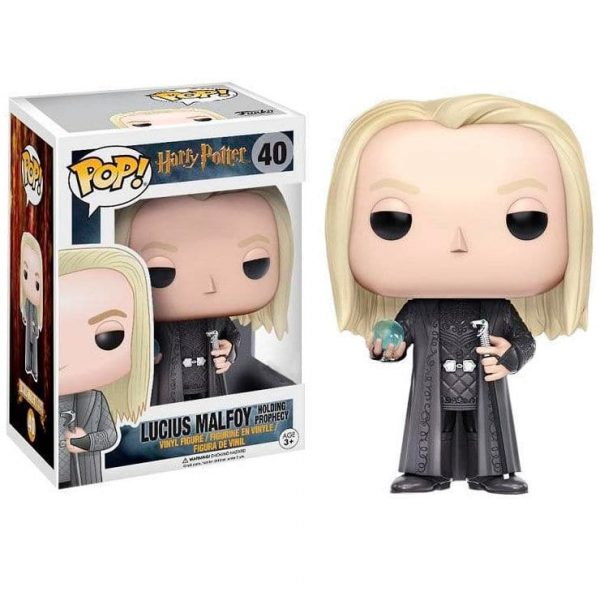 Figura Vinyl POP! Harry Potter Lucius Malfoy Prophecy