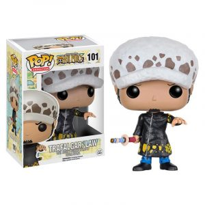 Funko Pop! Trafalgar Law [One Piece]