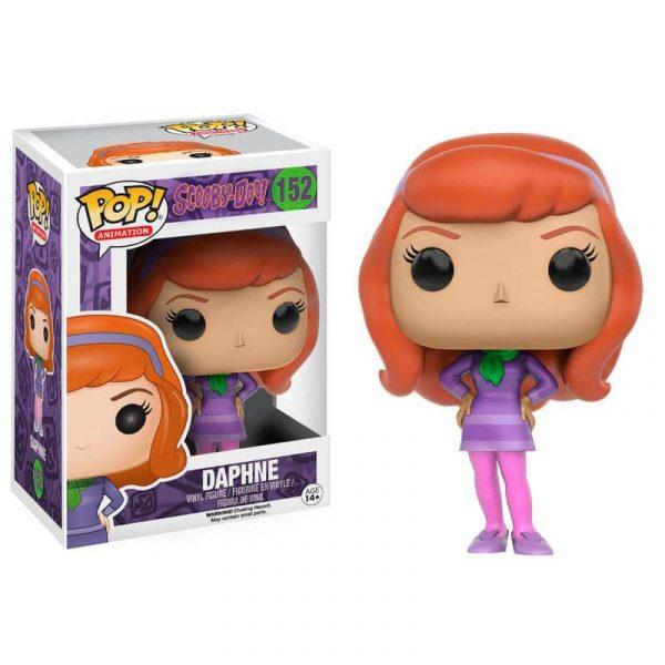 Figura Vinyl POP! Scooby Doo Daphne