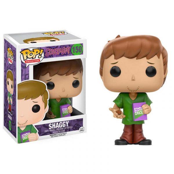 Figura Vinyl POP! Scooby Doo Shaggy