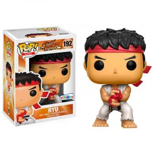 Funko Pop! Street Fighter Ryu Special Attack Limited