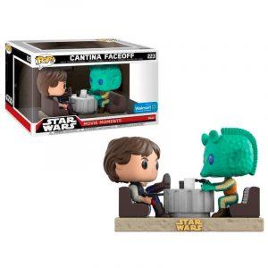 Funko Pop! Han Solo & Greedo Cantina [Star Wars] Exclusivo