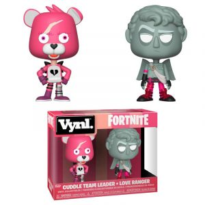 Figuras Vynl Fortnite Cuddle Team Leader & Love Ranger
