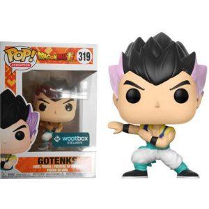 Funko Pop! Gotenks Exclusivo [Dragon Ball Z]