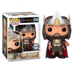 Funko Pop! Aragorn [El Señor de los Anillos] Exclusivo