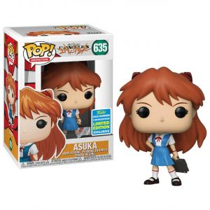 Funko Pop! Asuka Exclusivo SDCC 2019 [Evangelion]