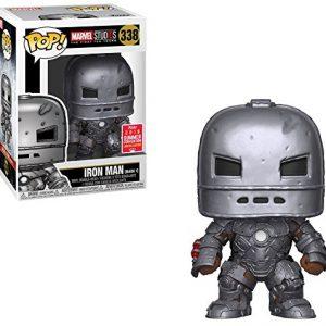 Funko Pop! Iron Man (Mark I) Exclusivo SDCC 2018