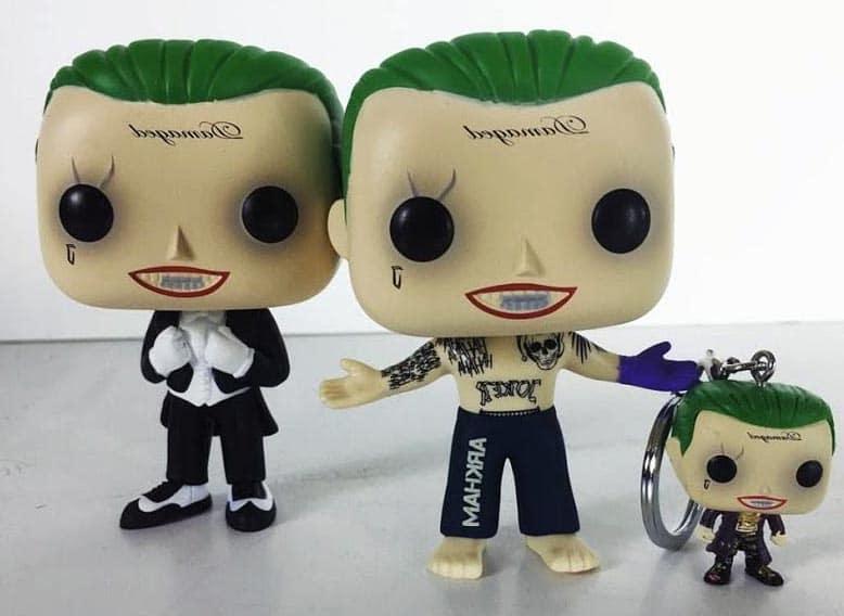 Figuras Funko Pop Joker