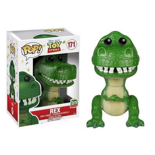 Funko Pop! Rex [Toy Story]