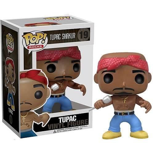 Funko Pop! Tupac [Tupac Shakur]