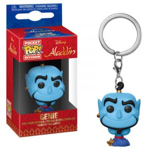 Llavero Pocket POP! Aladdin Genie