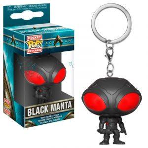 Llavero Pocket POP! DC Comics Aquaman Black Manta