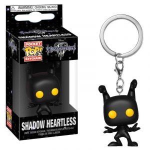 Llavero Pocket POP! Disney Kingdom Hearts 3 Shadow Heartless