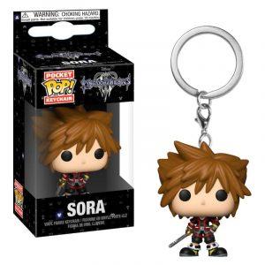 Llavero Pocket POP! Disney Kingdom Hearts 3 Sora