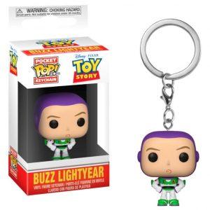 Llavero Pocket POP! Disney Pixar Toy Story Buzz