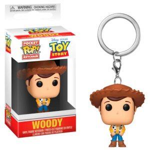 Llavero Pocket POP! Disney Pixar Toy Story Woody
