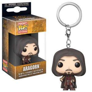 Llavero Pocket POP! El Señor de los Anillos Aragorn
