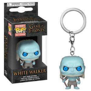 Llavero Pocket POP! Juego de Tronos White Walker
