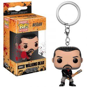 Llavero Pocket POP! The Walking Dead Negan