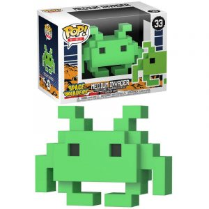 Funko Pop! 8-Bit Retro Space Invaders MD Invader
