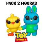 Pack 2 Figuras Funko Pop Toy Story
