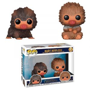 Pack 2 Funko Pop! Baby Nifflers (Animales Fantásticos 2)