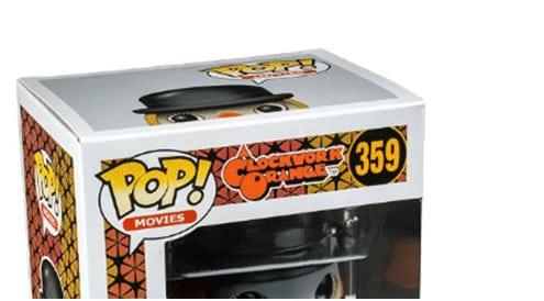 Parte superior caja funko pop