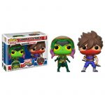 Pack 2 Funko Pop! Marvel Gamora vs Strider
