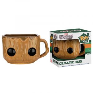Taza POP Home Marvel Guardianes de la Galaxia Groot