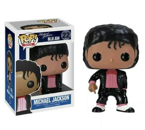 Funko Pop! Michael Jackson [Exclusivo]