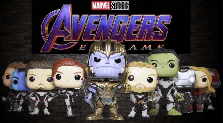 Colección Figuras Funko Pop! Avengers Endgame