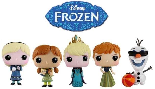 Colección Figuras Funko Pop! Frozen