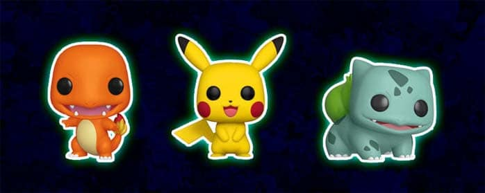 Colección Figuras Funko Pop Pokémon