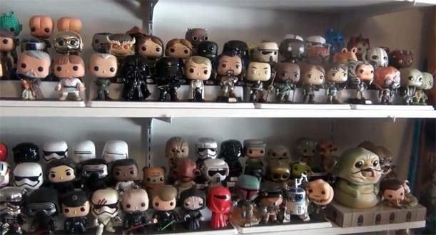 Colección Figuras Funko Pop! Star Wars