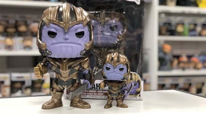 Colección Figuras Funko Pop! Thanos