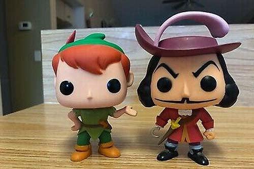 Coleccion Funko Pop de Peter Pan