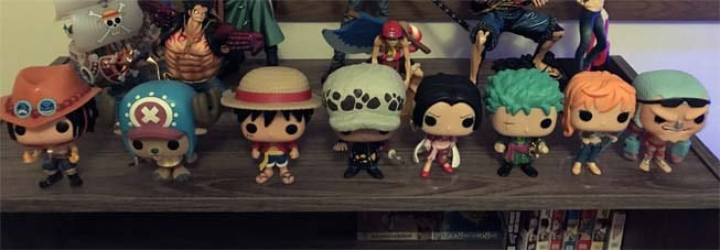 Coleccion Funko Pop One Piece