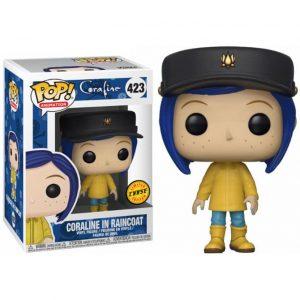 Funko Pop! Raincoat [Coraline] Chase