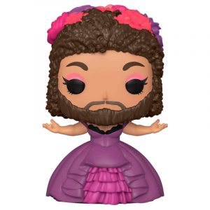 Funko Pop! Bearded Lady [El Gran Showman]