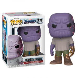 Funko Pop! Thanos (Con Gauntelete del Infinito) (Avengers: Endgame)