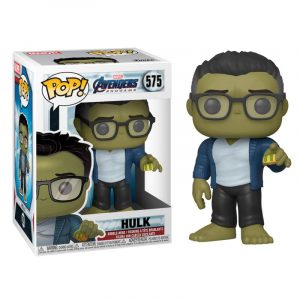 Funko Pop! Hulk (Con taco) [Avengers: Endgame]